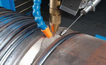 Самое распространенное оборудование для электросварки под флюсом – сварочные тракторы